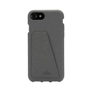 Coque Wallet écoresponsable, 100% biodégradable pour iPhone 6/6s/7/8/SE - Requin