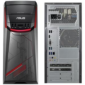 Asus G11CD-K-FR045T Core i7 3,6 GHz - SSD 128 Go + HDD 1 To RAM 8 Go