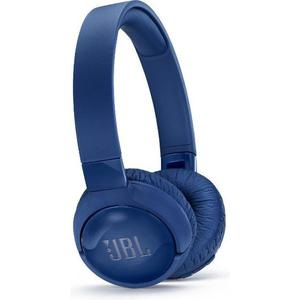 Kopfhörer Rauschunterdrückung Bluetooth mit Mikrophon Jbl Tune 600BTNC - Blau