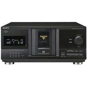 Platine CD SONY CDP-CX235 200CD