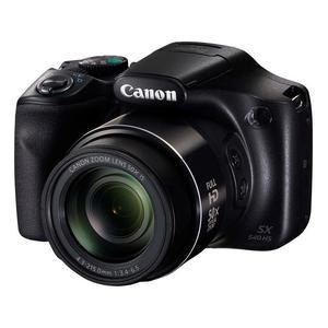 Cámara bridge Canon PowerShot SX 540 HS - Negro + lente Canon Zoom Lens 50X IS 4–1200 mm f/3.4–6.5