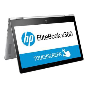 "HP EliteBook x360 1030 G2 13"" Core i7 2,8 GHz - SSD 512 GB - 8GB QWERTZ - Duits"