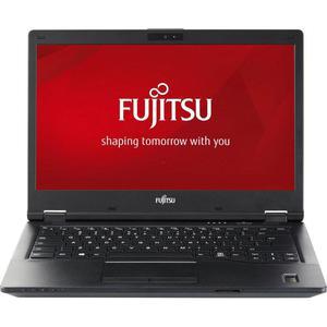 "Fujitsu LifeBook E449 14"" (2016) - Core i3-8130U - 8GB - SSD 256 Gb QWERTZ - Γερμανικό"