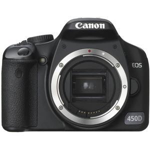 Κάμερα Reflex Canon EOS 450D - Μαύρο + Φωτογραφικός φακός Sigma 18-200 mm f/3.5-6.3 DC Macro OS HSM