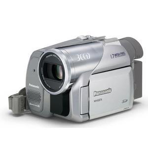 Caméra Panasonic NV-GS75 USB 2.0 - Gris