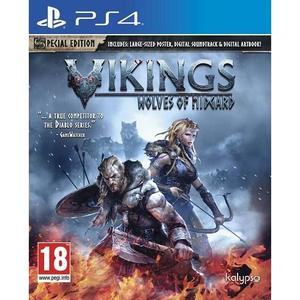 Vikings: Wolves of Midgard Special Edition - PlayStation 4