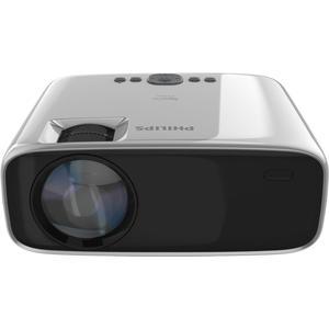 Vidéo projecteur Philips NeoPix Easy NPX440/INT Gris/Noir