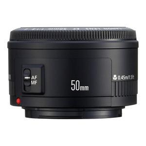 Objectif Canon EF 50 mm f/1.8 II