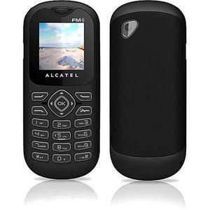 Alcatel OT-208 - Noir- Débloqué