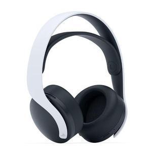 Kopfhörer Rauschunterdrückung Gaming mit Mikrophon Sony Pulse 3D - Weiß/Schwarz