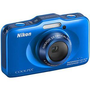 Nikon Coolpix S31 + Coolpix 3x 29-87mm f/3.3-5.9