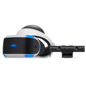 VR Helm Sony PlayStation VR V2 MK3 + Camera V2 - Weiß/Schwarz