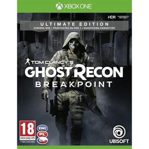 Tom Clancy's Ghost Recon Breakpoint Ultimate Edition - Xbox One