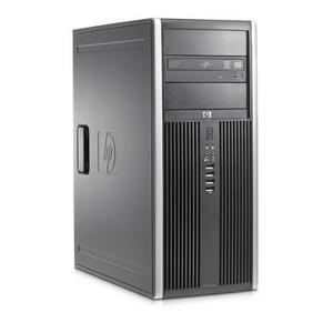 Hp Compaq 8000 Elite MT Core 2 Duo 3 GHz - HDD 250 Go RAM 4 Go
