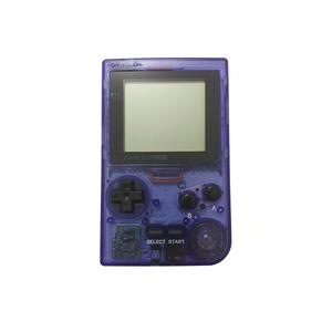 Konsole Nintendo Game Boy Pocket - Midnight Blue Edition - Dunkelblau
