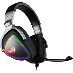 Kopfhörer Gaming mit Mikrophon Asus ROG Delta - Grau/Schwarz