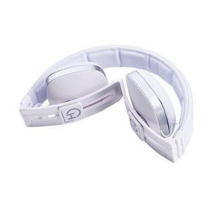 Kopfhörer mit Mikrophon Hiditec WHP01000 - Weiß