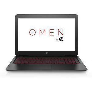 "HP Omen 15-AX242NF 15"" Core i5 2,5 GHz - HDD 1 TB - 8GB - NVIDIA GeForce GTX 1050 AZERTY - Frans"