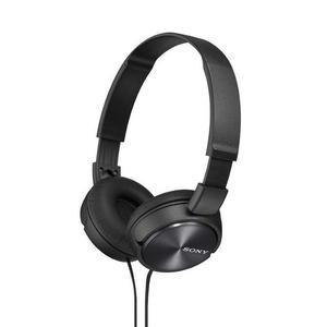 Sony MDR-ZX310 Kuulokkeet Mikrofonilla - Musta