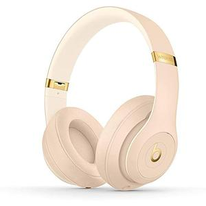 Casque Réducteur de Bruit Bluetooth avec Micro Beats By Dr. Dre Studio 3 - Or rose