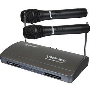 Micro Système Sans Fil Gemini VFH-800 - Noir