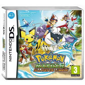 Pokemon Ranger: Sillages de lumière - Nintendo 3DS