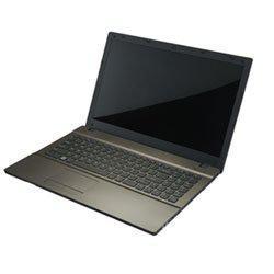 """Clevo W550EU 15"""" Core i5 2,5 GHz - SSD 128 Go + HDD 500 Go - 16 Go AZERTY - Français"""