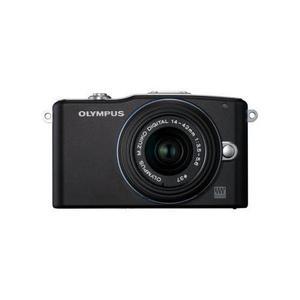 Hybride - Olympus Pen E-PM1 Noir Olympus M.Zuiko Digital 14-42mm f/3.5-5.6 II R