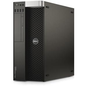 Dell Precision T3610 Xeon E5 3,7 GHz - SSD 256 GB RAM 16 GB