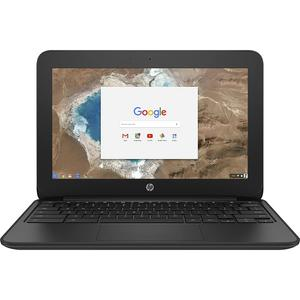 HP Chromebook 11A G5 EE Celeron 1,6 GHz 16GB SSD - 4GB QWERTY - Norueguês