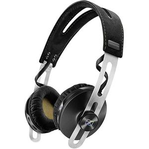Kopfhörer Rauschunterdrückung Bluetooth mit Mikrophon Sennheiser Momentum on-ear wireless - Schwarz