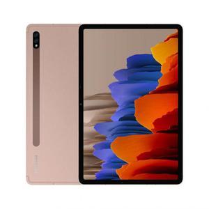 "Galaxy Tab S7 (2020) 11"" 128GB - WiFi + 5G - Bronce - Libre"