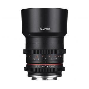 Samyang 50mm T1.3 Cine compatible Micro 4/3