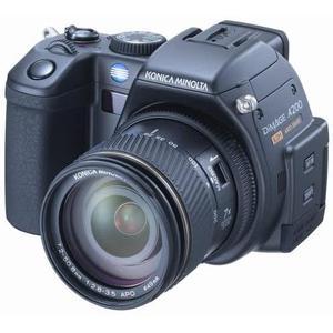 Konica Minolta Dimage A200 + Konica Minolta Lens 7,2-50,8mm f/2.8-3.5 APO