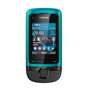 Nokia C2-05 - Bleu/Noir- Débloqué