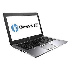 """Hp EliteBook 725G2 12"""" A10 2,1 GHz - SSD 256 Go - 8 Go QWERTY - Anglais (US)"""