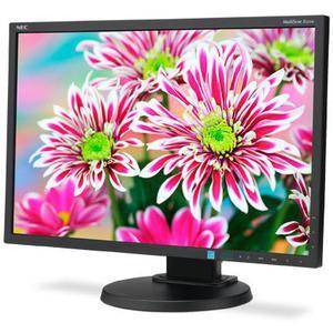 """Schermo 22"""" LCD WSXGA+ Nec MultiSync E223W-BK"""