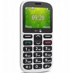 Doro 1361 Dual Sim - Grigio- Compatibile Con Tutti Gli Operatori