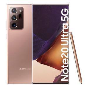 Galaxy Note20 Ultra 5G 256 Gb Dual Sim - Bronce Místico - Libre