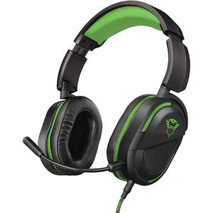 Kopfhörer Gaming mit Mikrophon Trust GXT 422G Legion - Grau/Grün