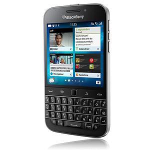 BlackBerry Classic - Musta- Lukitsematon