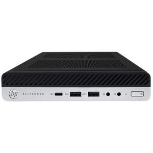 HP EliteDesk 800 G5 Mini Core i5 2,2 GHz - SSD 256 Go RAM 16 Go