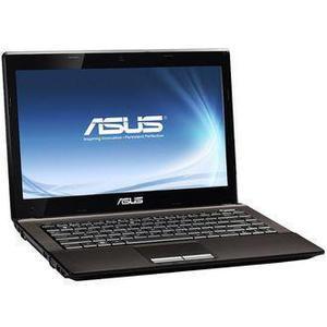 "Asus X53BR-SX098V 15"" E 1,65 GHz - HDD 500 GB - 4GB AZERTY - Französisch"