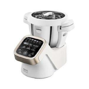 Multifunktions-Küchenmaschine KRUPS HP5031 Prep & Cook Weiß