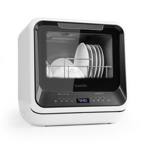 Mini lave-vaisselle 42 cm Klarstein Amazonia mini lave-vaisselle - Couverts