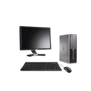 """Hp Compaq 8200 Elite SFF 20"""" Core i5 3,1 GHz - SSD 240 Go - 8GB"""
