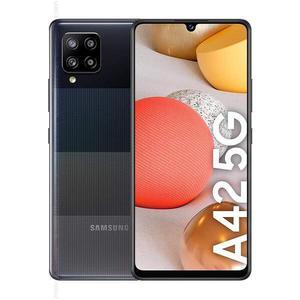 Galaxy A42 5G 128GB Dual Sim - Musta - Lukitsematon