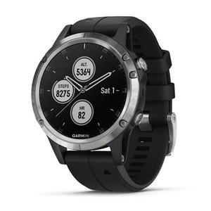 Relojes Cardio GPS Garmin Fénix 5 Plus - Gris/Negro