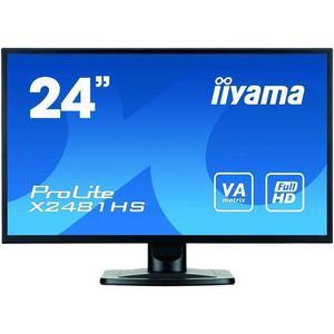 "Écran 23"" LED FHD Iiyama ProLite X2481HS"