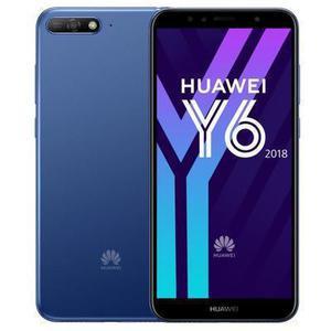 Huawei Y6 (2018) 32 Go Dual Sim - Bleu - Débloqué